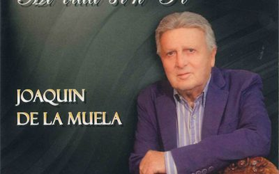 Séptimo disco de Joaquín de la Muela ya disponible